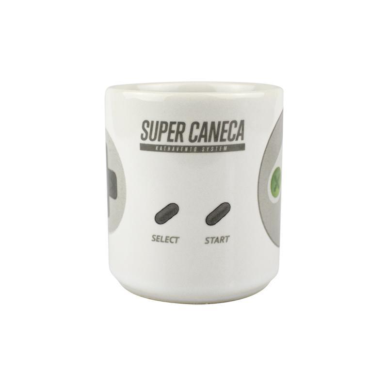 Caneca Super Nintendo Controle Gamer