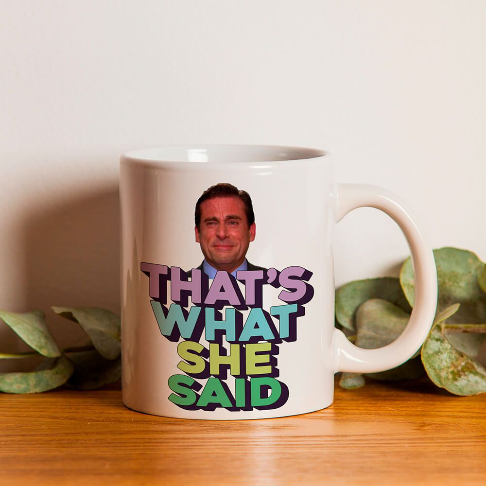 Caneca Thats What She Said The Office