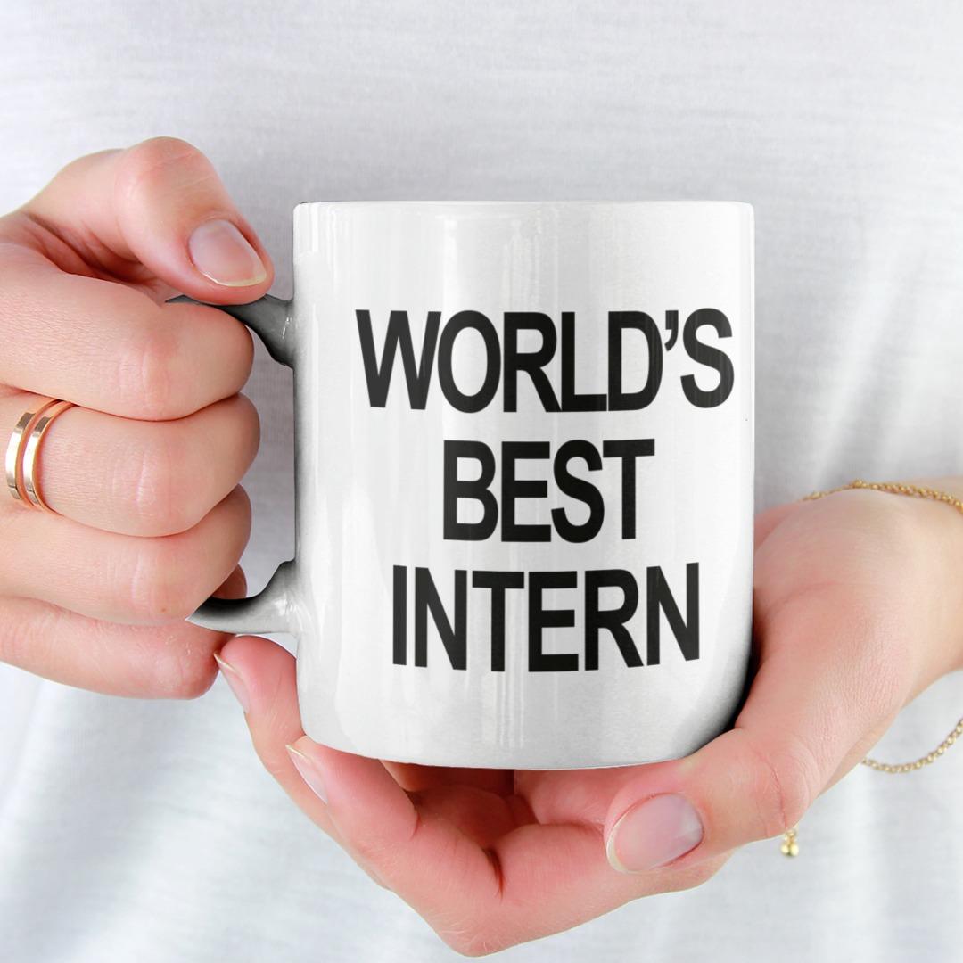 Caneca World's Best Intern