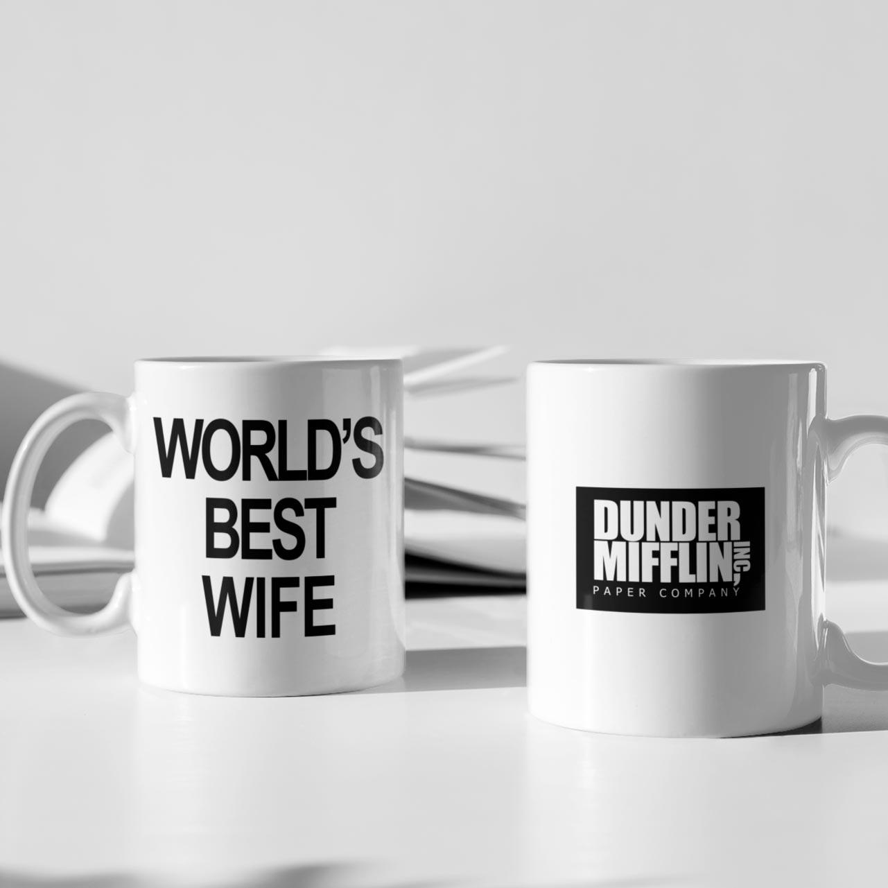 Caneca World's Best Wife