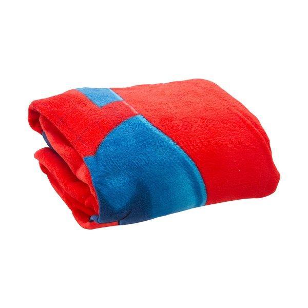 Cobertor Com Mangas Manta Infantil Microfibra Homem Aranha