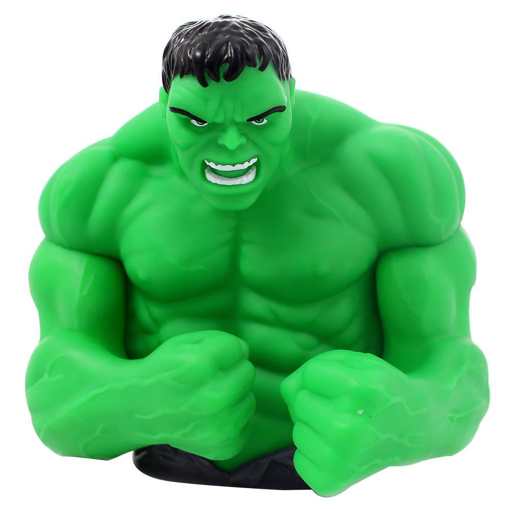 Cofre Cofrinho Busto Hulk