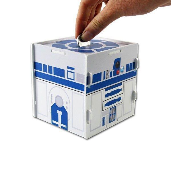 Cofre Robo R2 D2 Star Wars