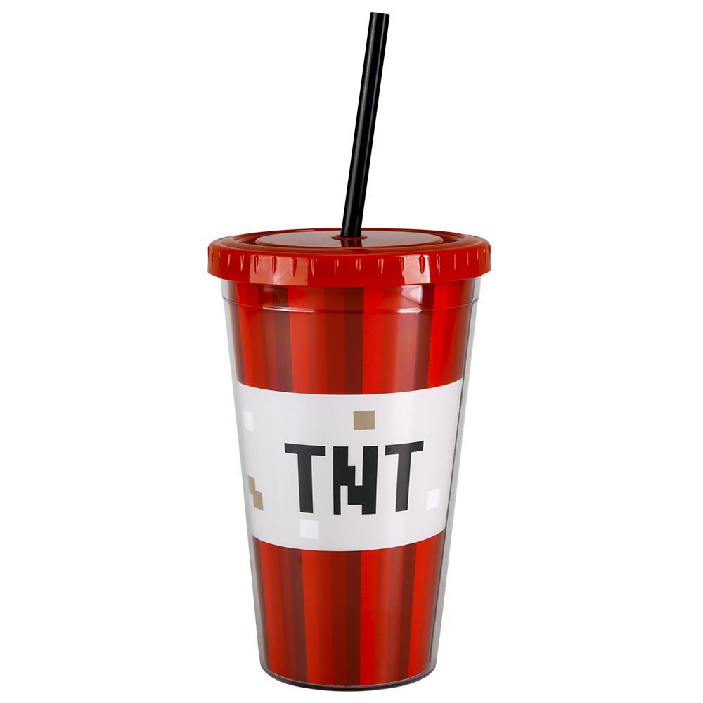 Copo Canudo TNT