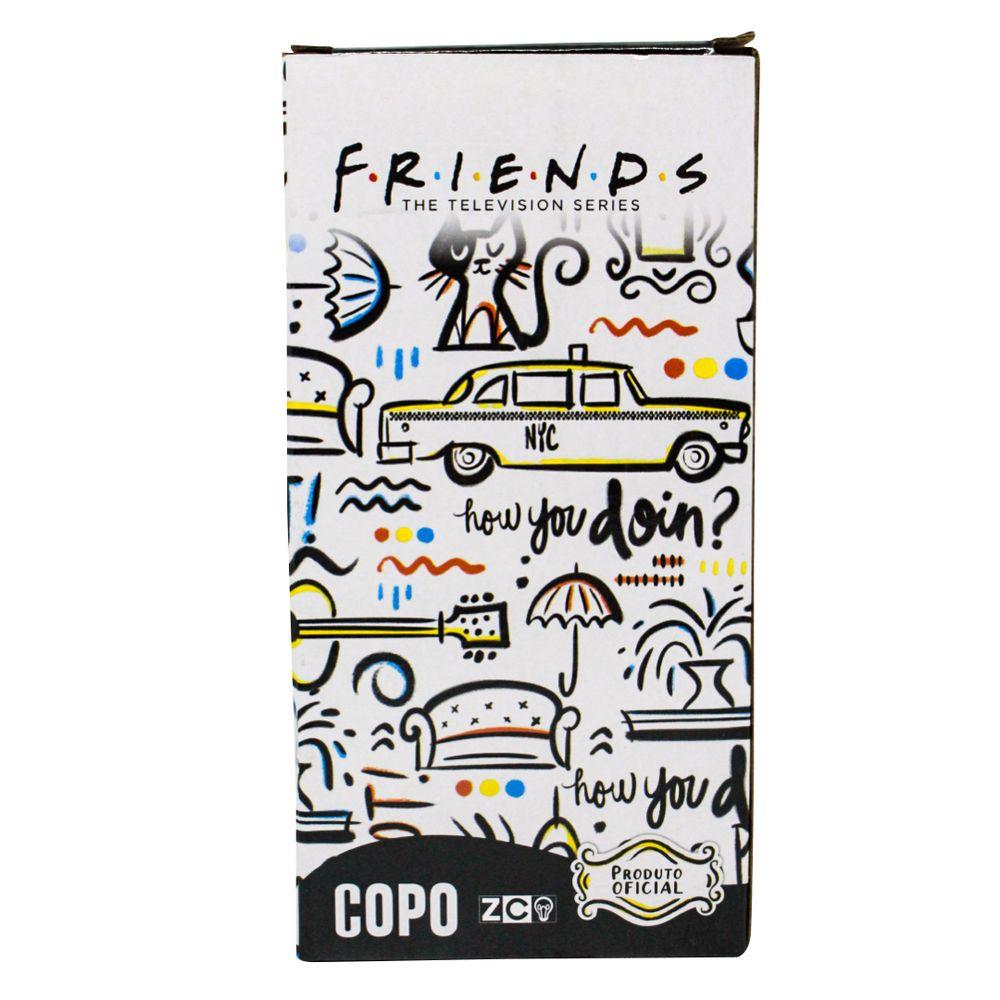 Copo de Viagem Central Perk Friends