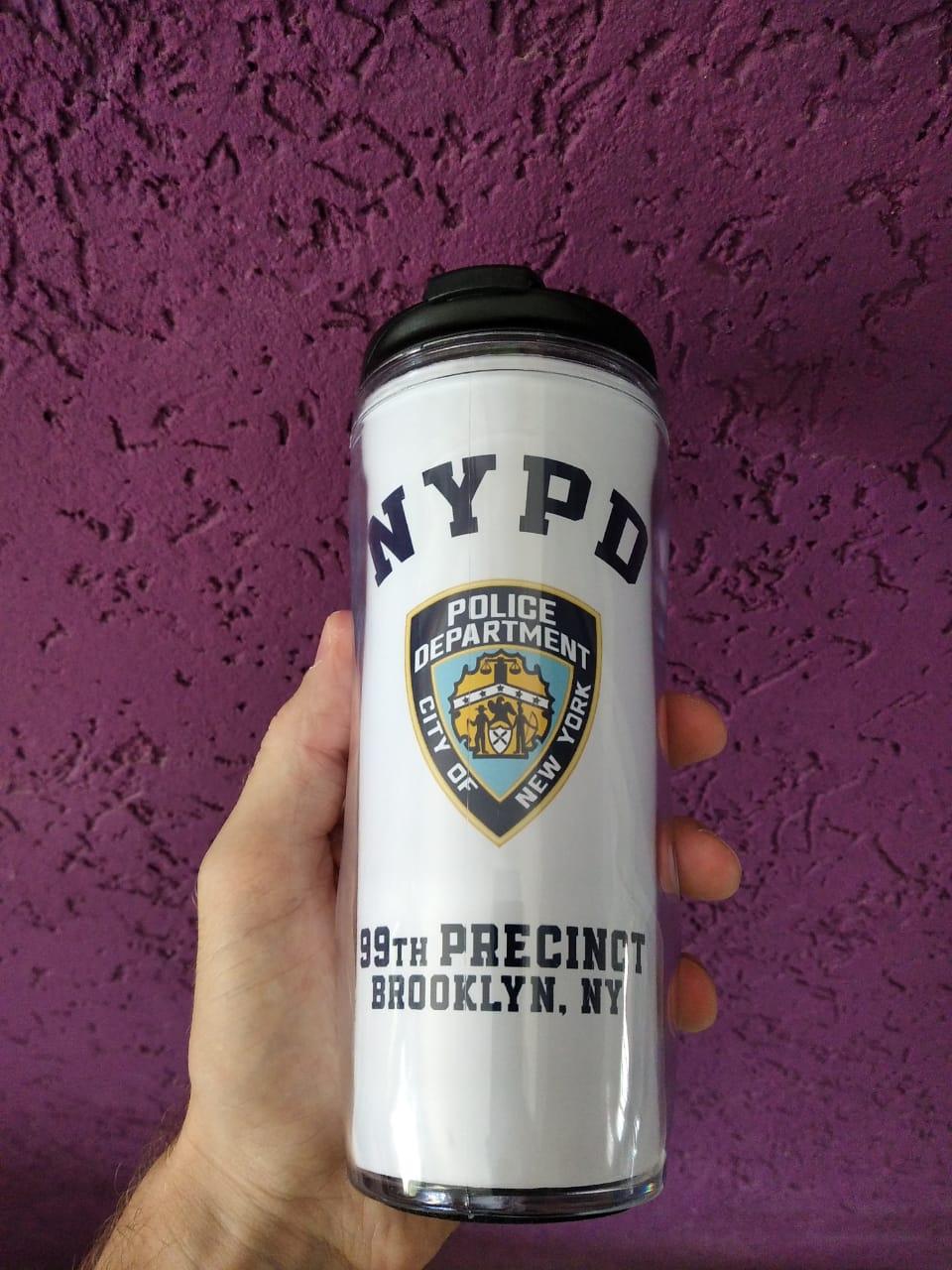 Copo de Viagem NYPD