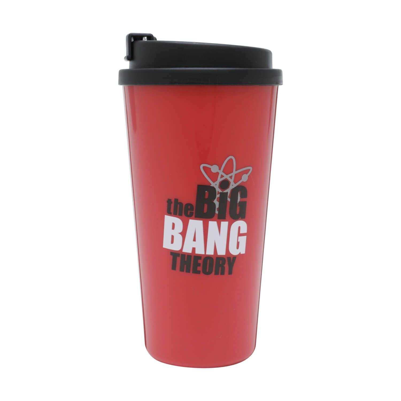 Copo Plástico The Big Bang Theory 500ml