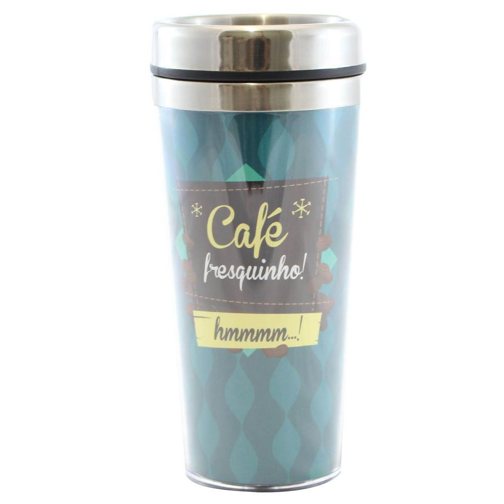 Copo Térmico Café Fresquinho 450ml