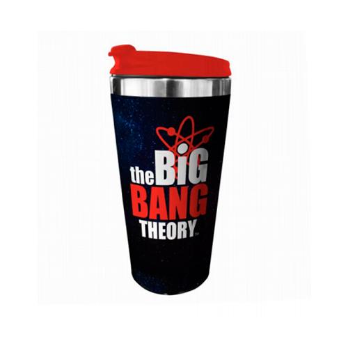 Copo Térmico Galaxy The big Bang Theory