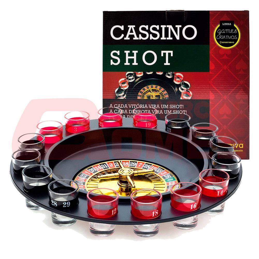 Jogo Kit Shot Roleta Cassino