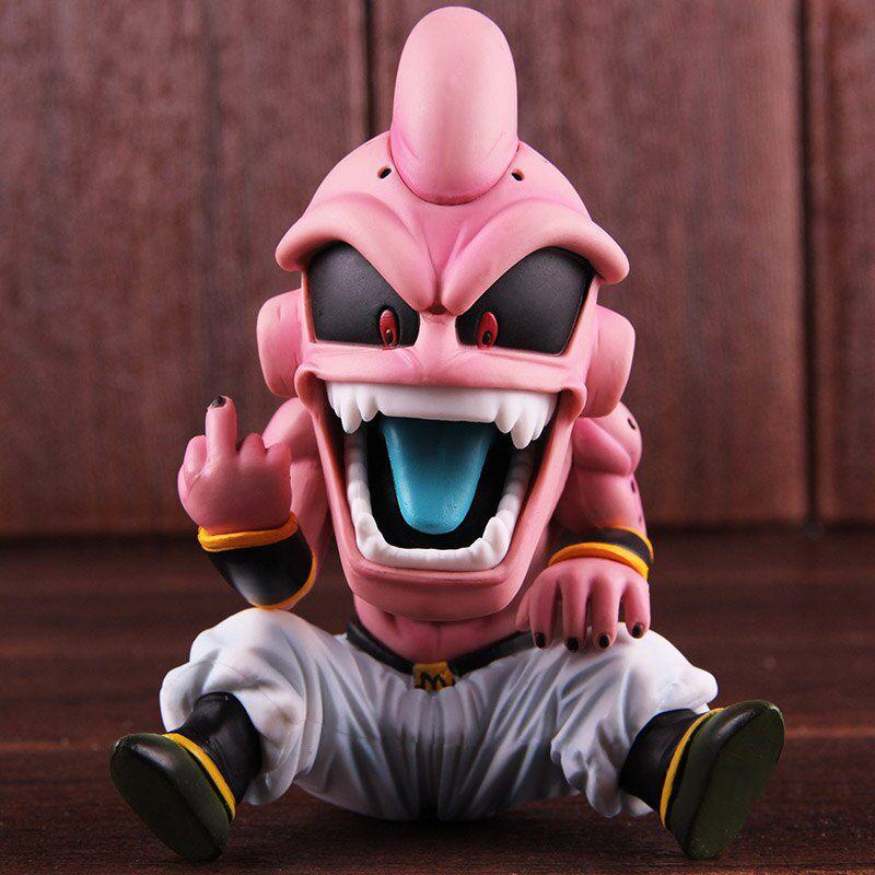 Kid Boo Dragon Ball Fighter Z Action Figure Majin Boo Boneco