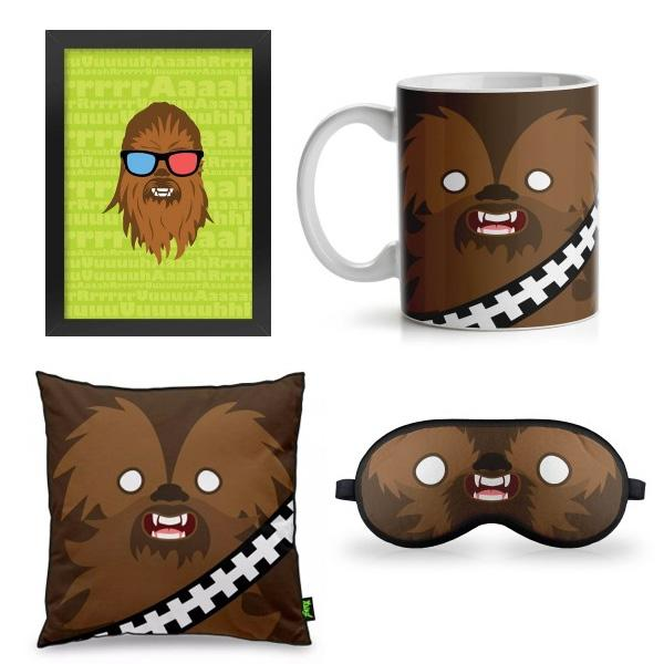 Kit Chewbacca Star Wars