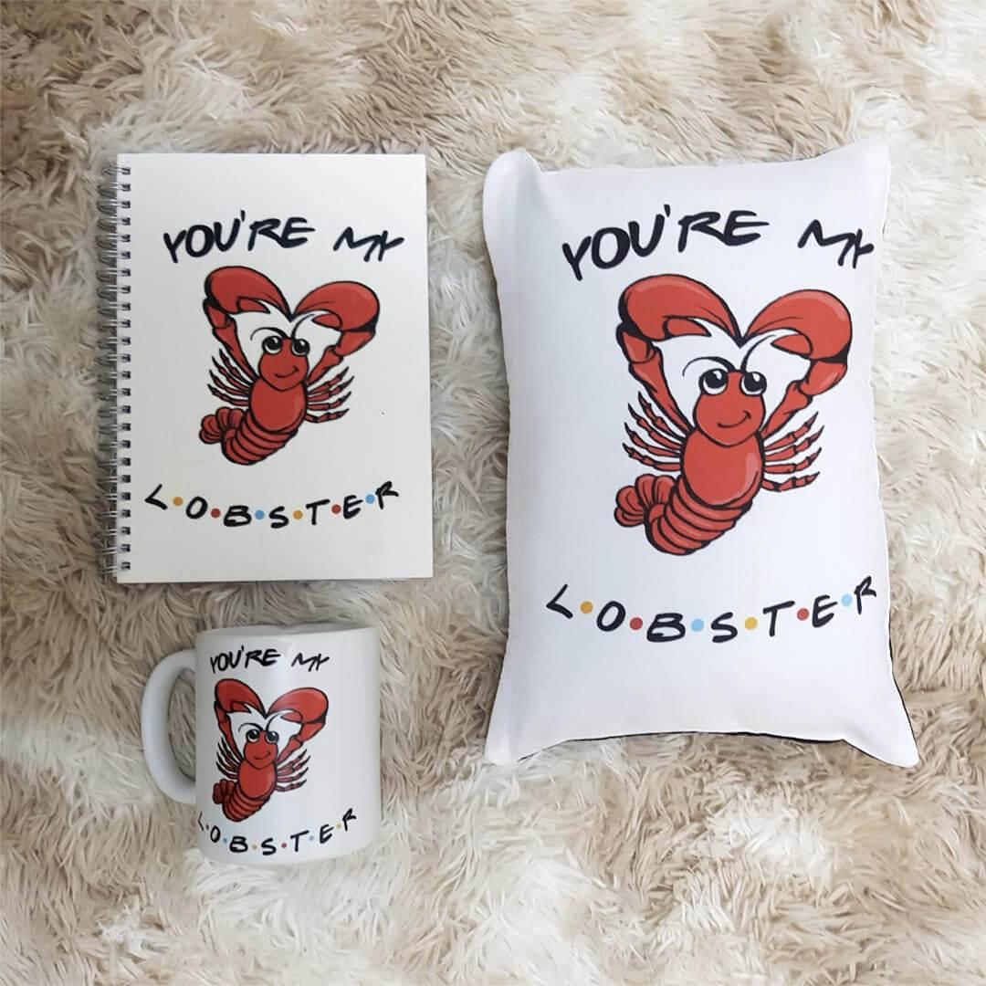 Kit My Lobster Namorados