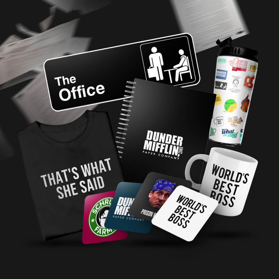 Kit The Office Super