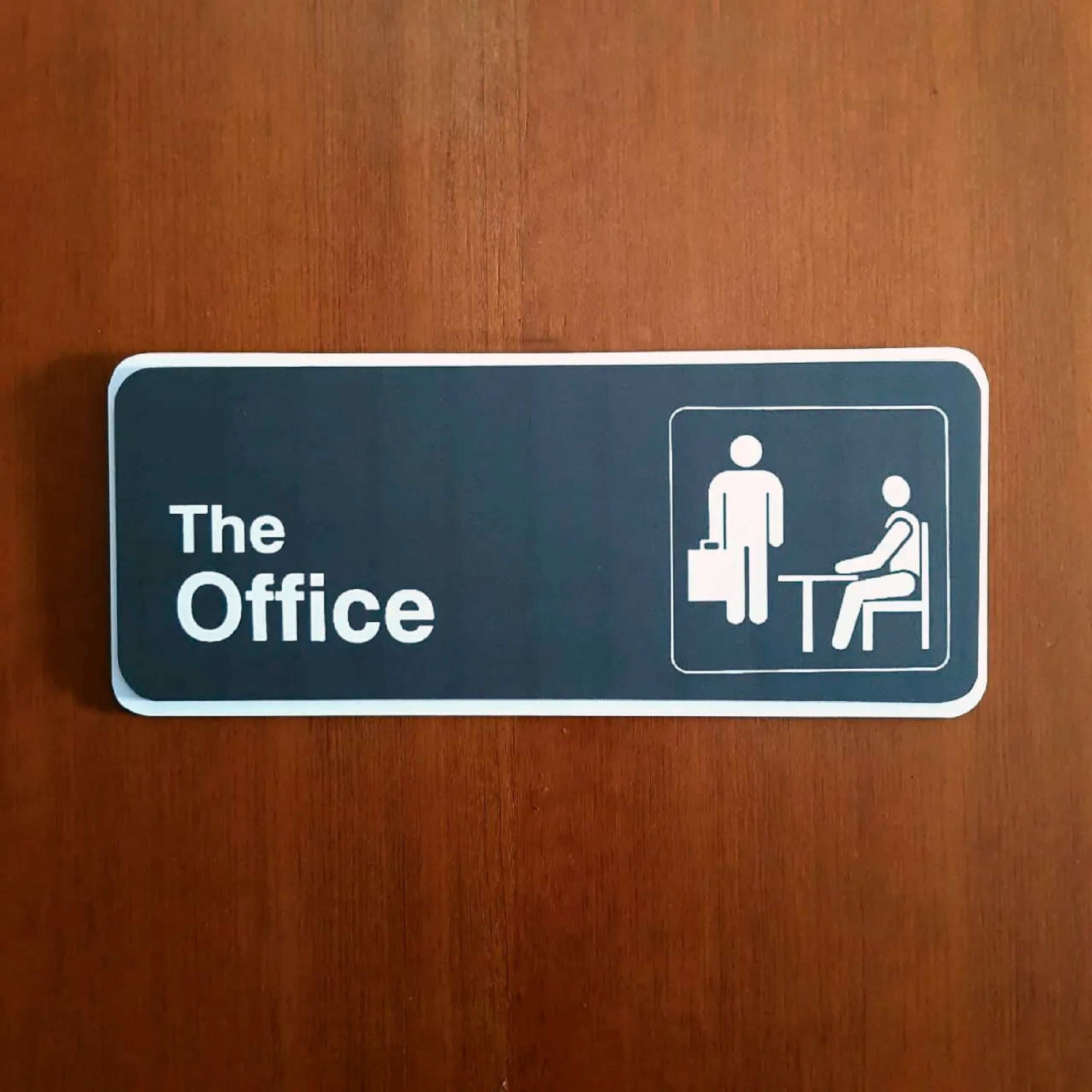 Kit The Office Placa + Camiseta + Caneca