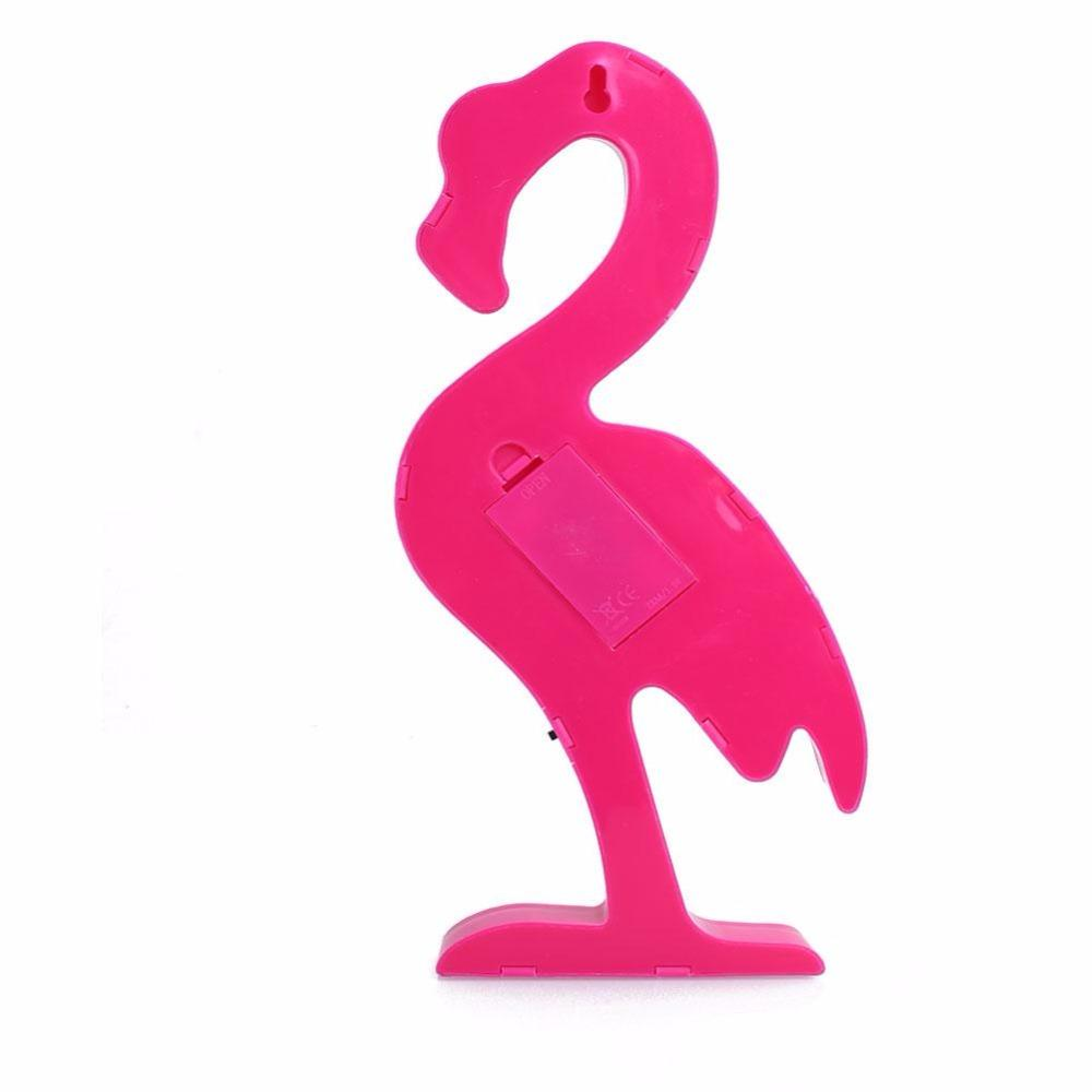 Luminária Led Flamingo Pink