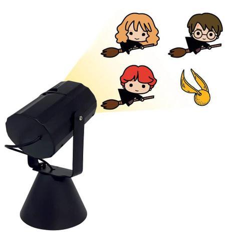 Luminária Projetor Harry Potter