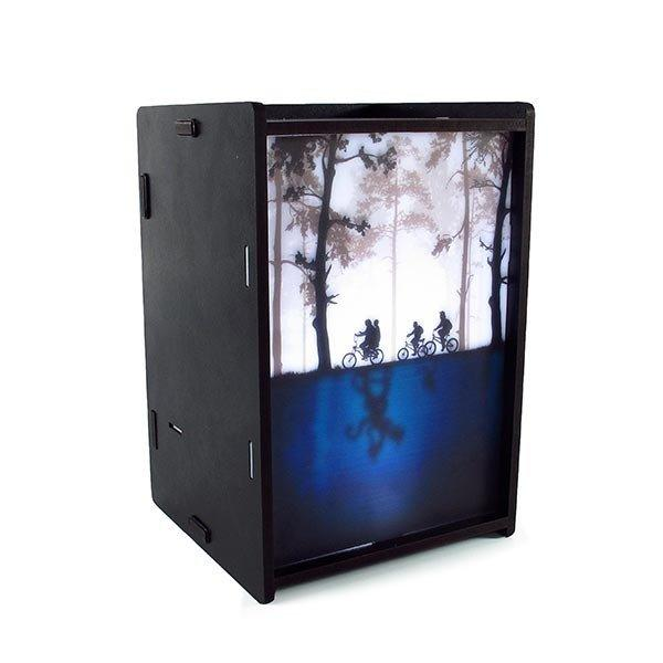 Luminária Stranger Things Mundo Invertido 110v/220v