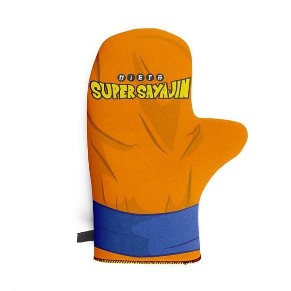 Luva de Forno Dragon Ball Super Sayajin