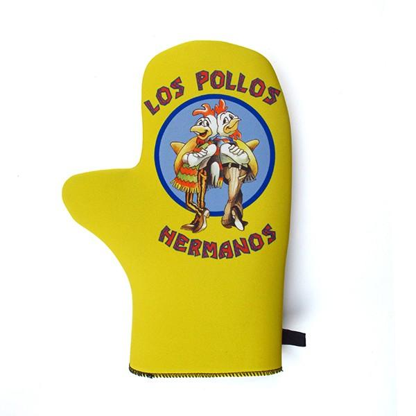 Luva de Forno Los Pollos Hermanos Breaking Bad