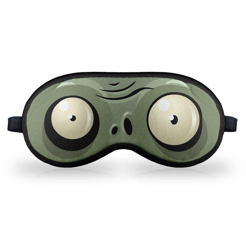Máscara de Dormir em neoprene Zumbi
