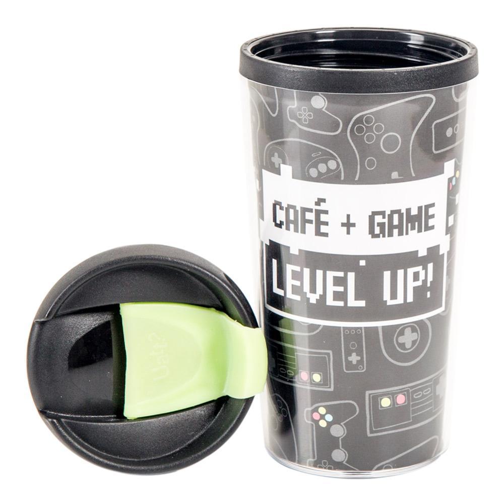 Mini Copo Térmico Game Geek 200ml