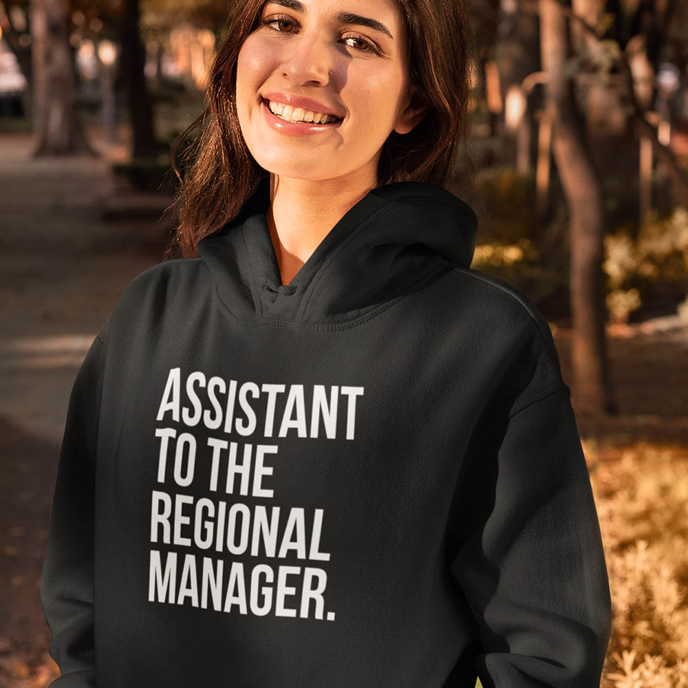 Moletom Assistant to the Regional Manager