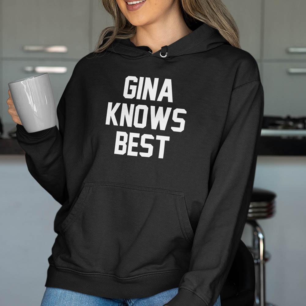 Moletom Gina Know Best