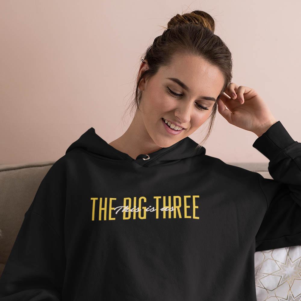 Moletom The Big Three