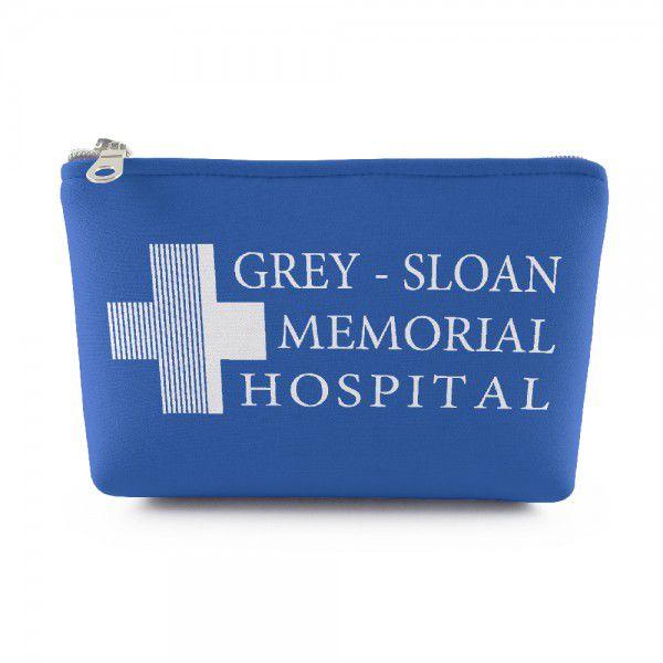 Necessaire Grey Sloan Pequena