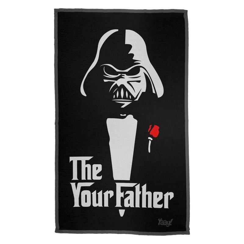 Pano de Prato Geek Side - The Your Father