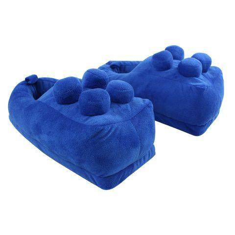 Pantufa Lego Azul