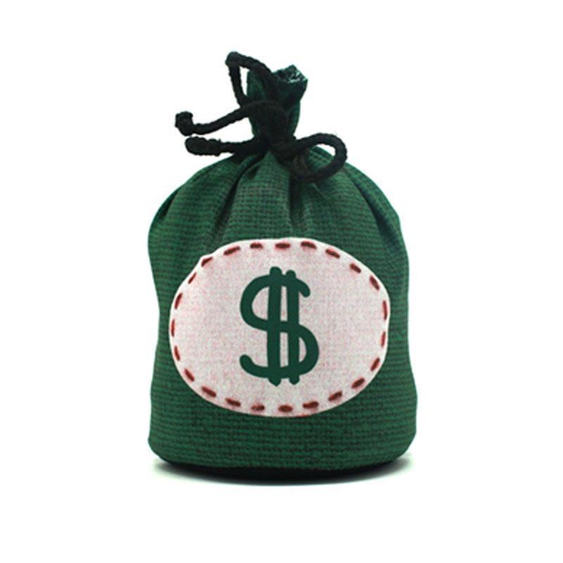 Peso de Porta Protetor Aparador Saco de Dinheiro