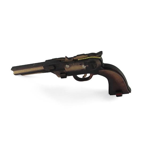 Pistola de Elástico Faroeste