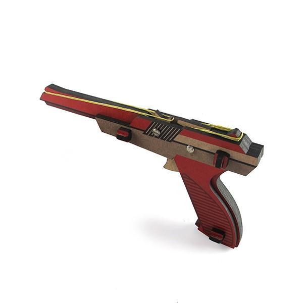 Pistola de Elástico Gamer