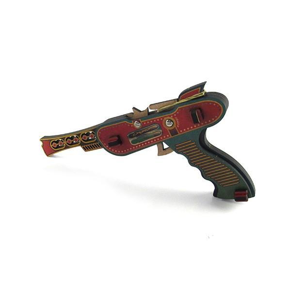 Pistola de Elastico Laser