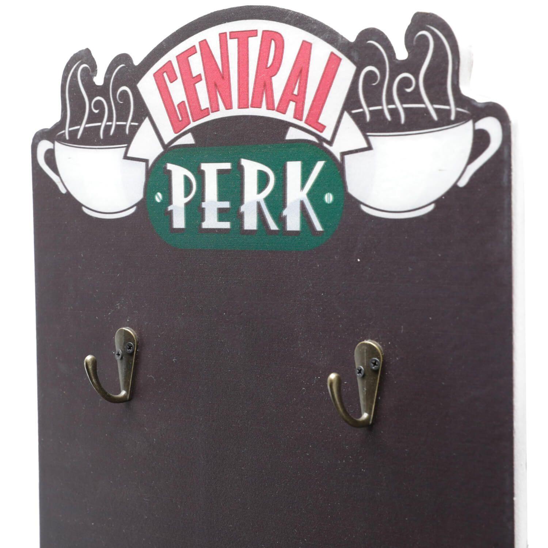 Porta Canecas Central Perk Oficial Friends