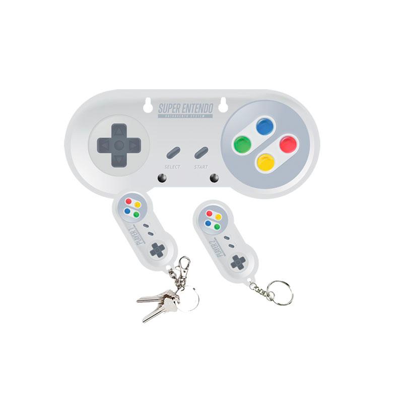 Porta Chave Super Controle Nintendo