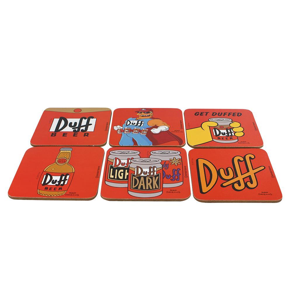 Porta Copos Duff Simpsons