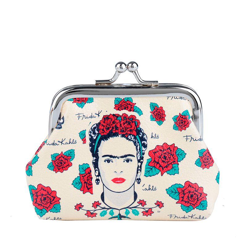 Porta Moedas Frida Kahlo