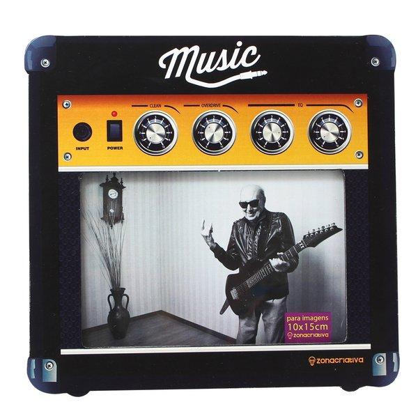 Porta retrato amplificador