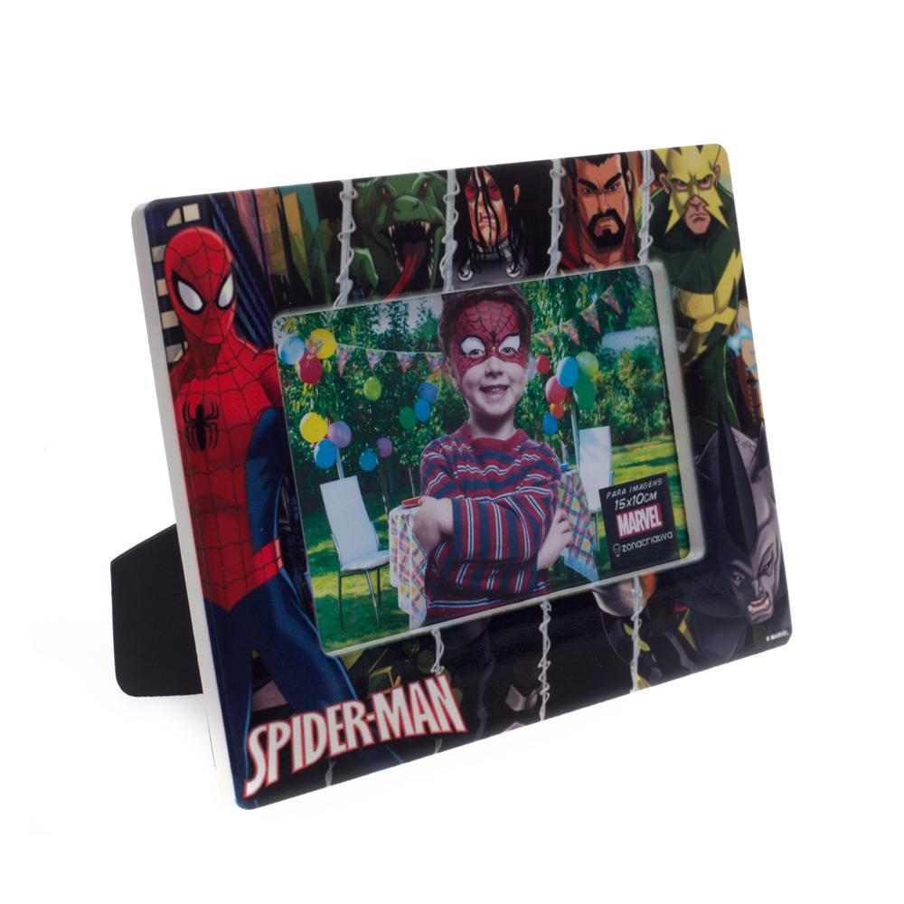 Porta Retrato Homem Aranha 10x15