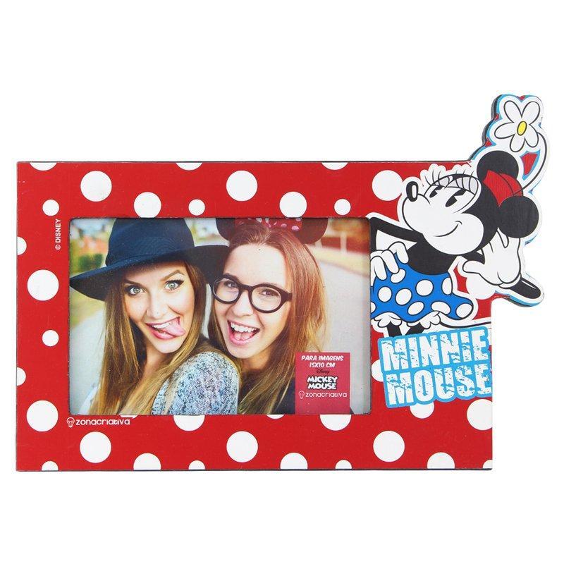 Porta retrato Minnie