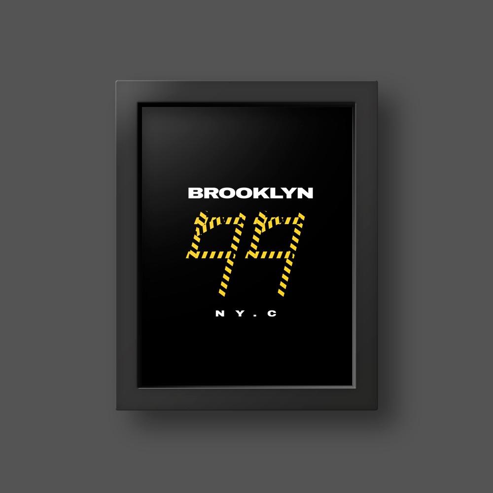 Quadro 99 Brooklyn Nine Nine