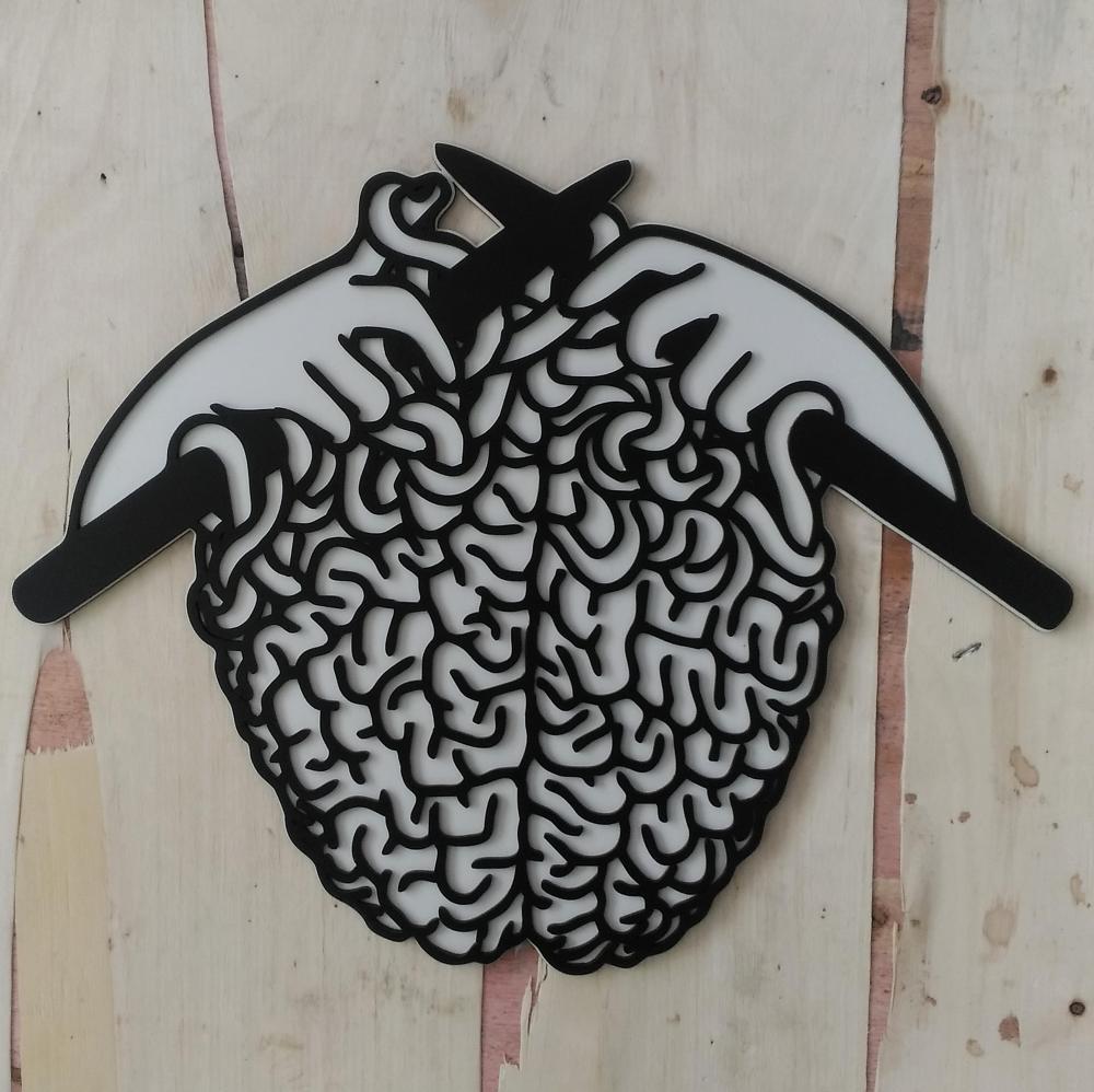 Quadro O Cerebro