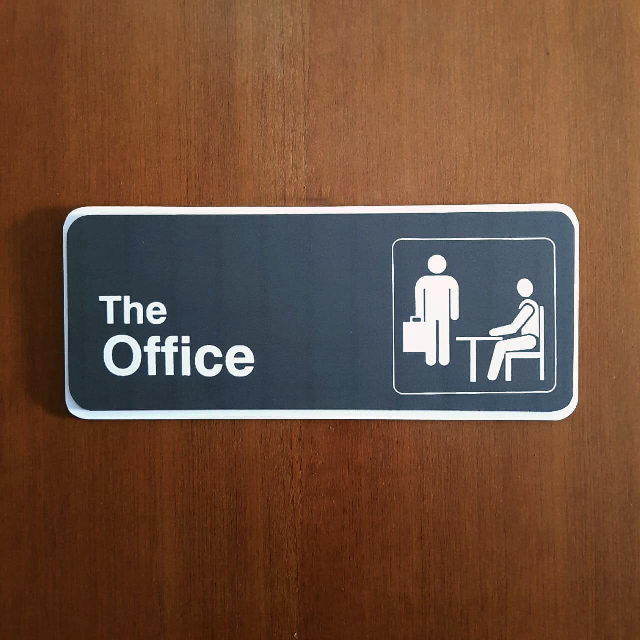 Quadro The Office Placa