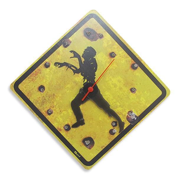 Relógio de Parede Zumbi The Walking Dead