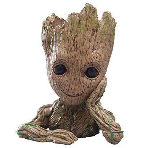Vaso de Planta Baby Groot : Guardiões da Galáxia Vol. 2