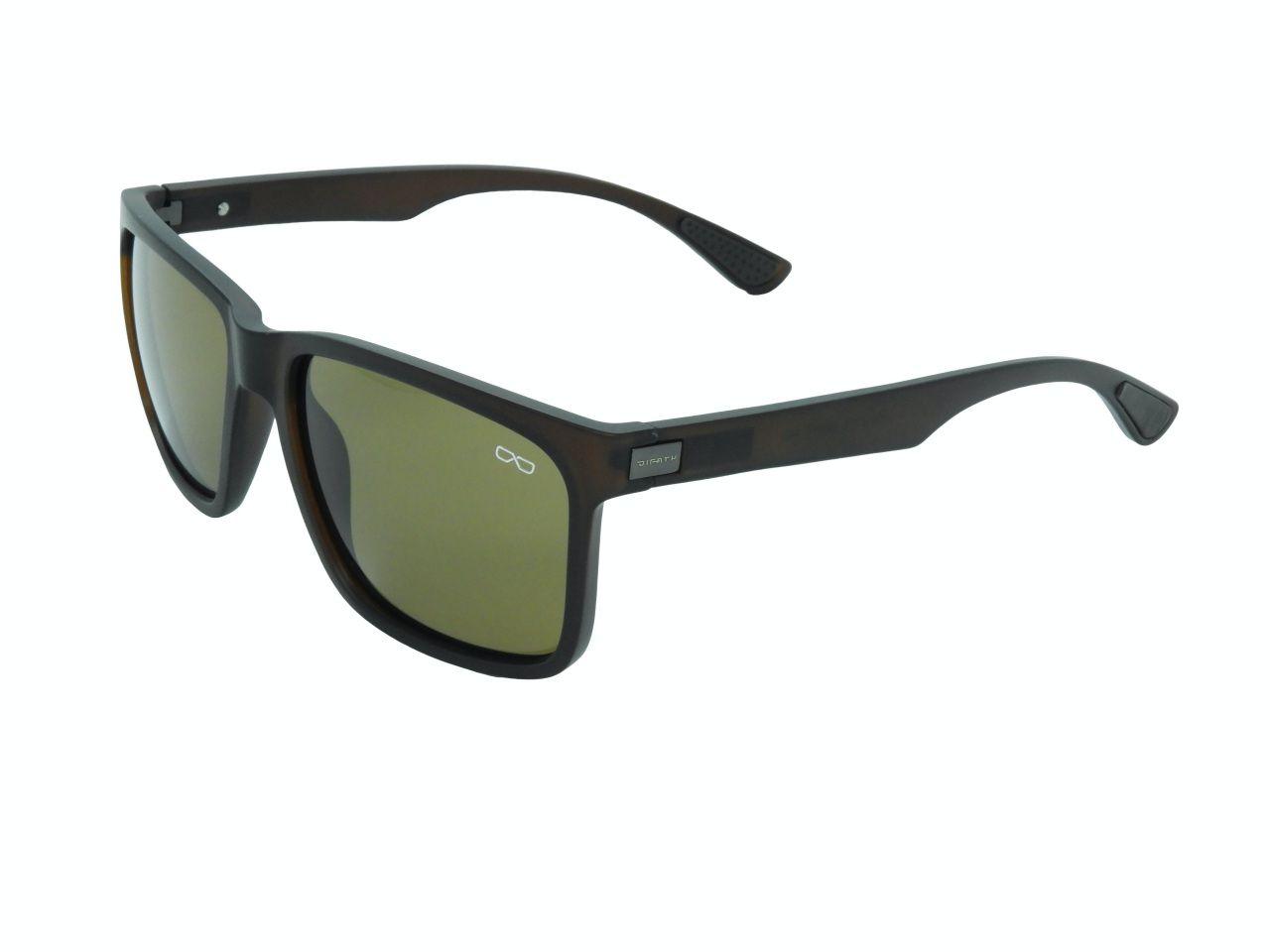 Óculos De Sol Hungria Marrom
