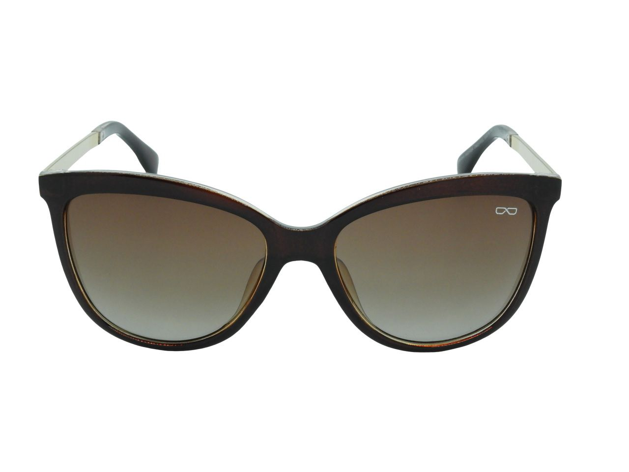 Óculos de Sol Feminino AG31034 MARROM